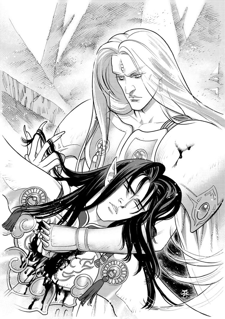 Taishura by HyperLaceAlchemists