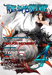 The dashcore issue 4 by ideasignzampunk