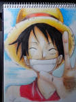 [Wanted Luffy]