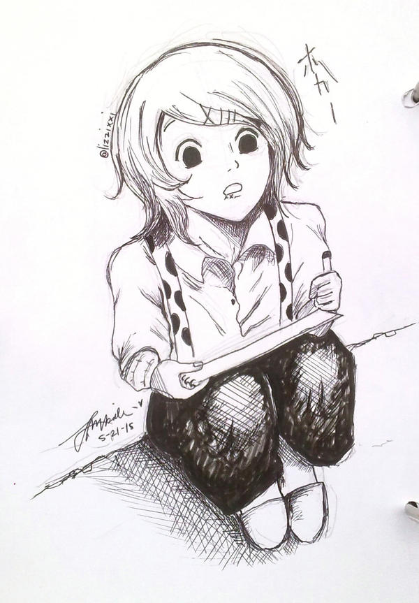 Rei Suzuya by Meroty