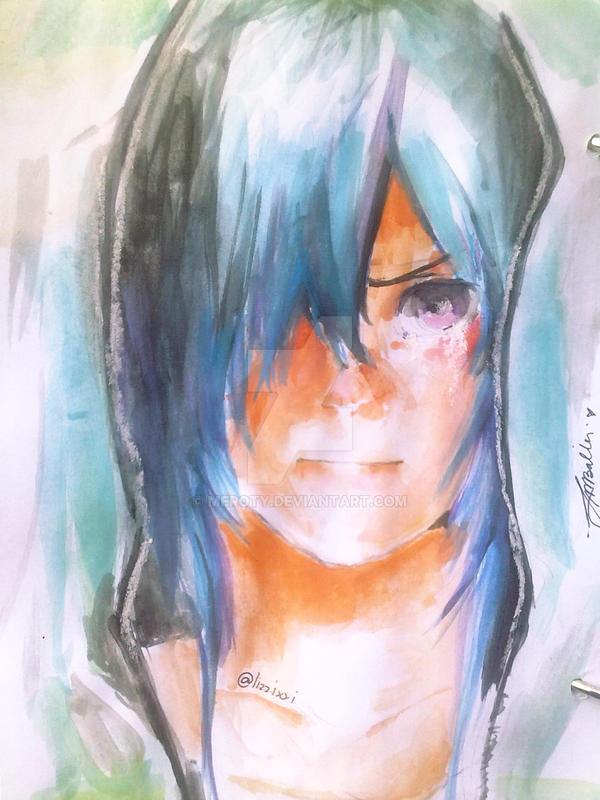 Touka by Meroty