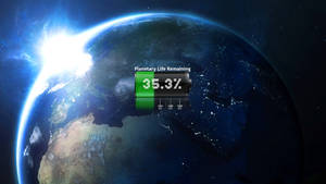 Planetary Life Remaining 2011