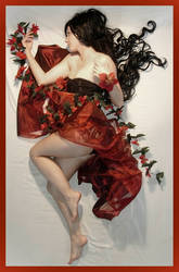 red passion 10 by Lisajen-stock