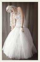 White Lady 11 by Lisajen-stock
