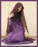 Purple Dress 1