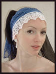 Girl with the pearl earring 1 by Lisajen-stock