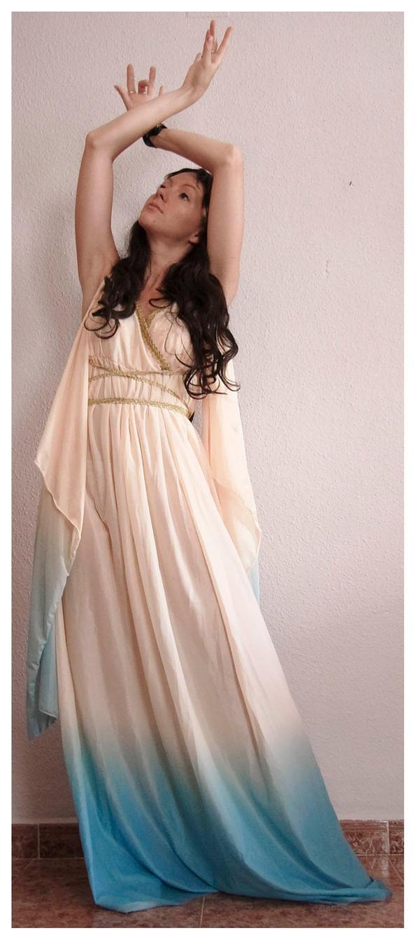 Greek goddess 7 by Lisajen-stock