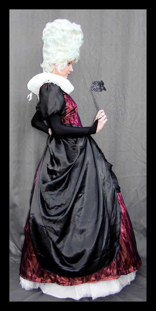 Masquerade part II 1 by Lisajen-stock