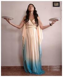 Greek Goddess 2 by Lisajen-stock