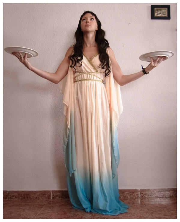 Greek Goddess 2 by Lisajen-stock