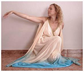 Greek Goddess 16 by Lisajen-stock