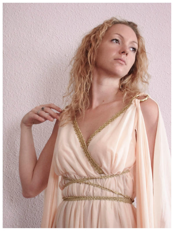 Greek Goddess 26 by Lisajen-stock