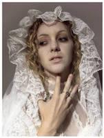 spooky bride 41 by Lisajen-stock