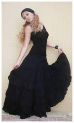 beauty in black 2 by Lisajen-stock