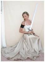 sword lady 9 by Lisajen-stock