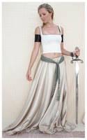 sword lady 10 by Lisajen-stock