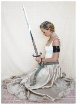 Sword lady 28