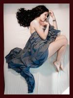 bleu sheet 4 by Lisajen-stock