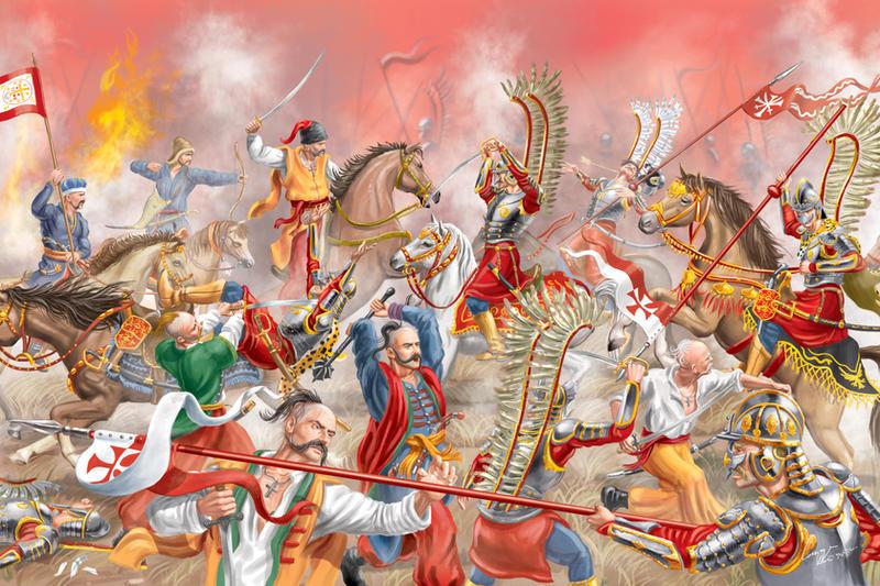 Battle of Zhovti Vody by Konstantinart