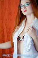 Secretary: Stephanie 2 by River213