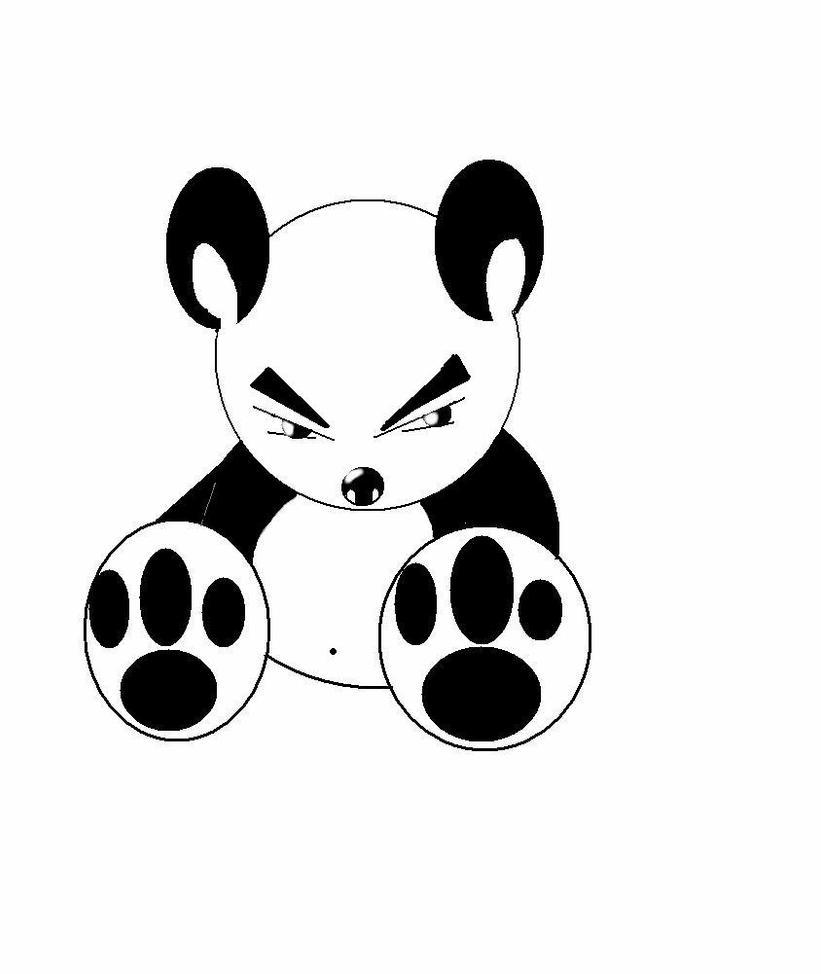 Evil Panda Gif Evil Panda by Neofalcon