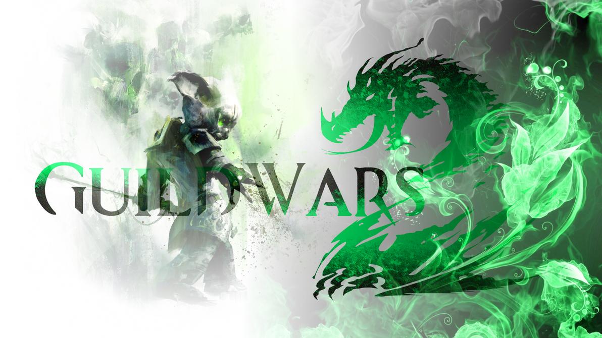 Guild Wars 2 Necromancer Wallpaper By Leepiin