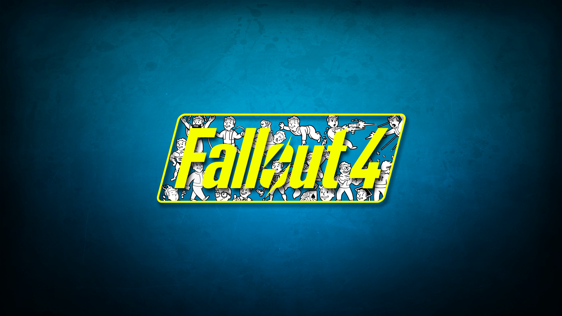 Fallout 4 Minimal Perk Wallpaper By Leepiin