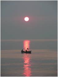 Let's go  fishing by lyub4o