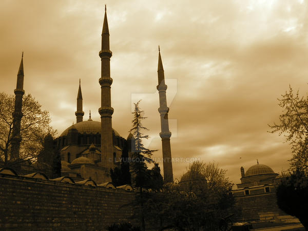 Mosque by lyub4o