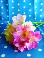 Fake Flowers by dabbisch