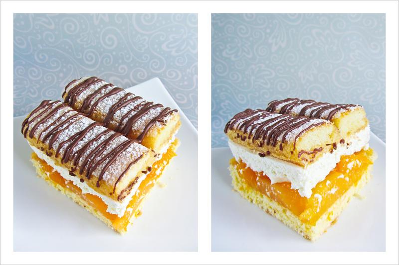 Ladyfingers Cake by dabbisch