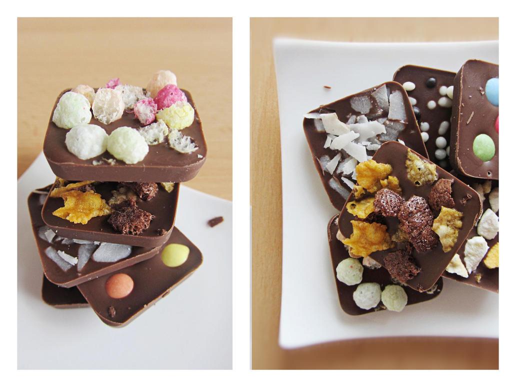Mini Chocolates by dabbisch