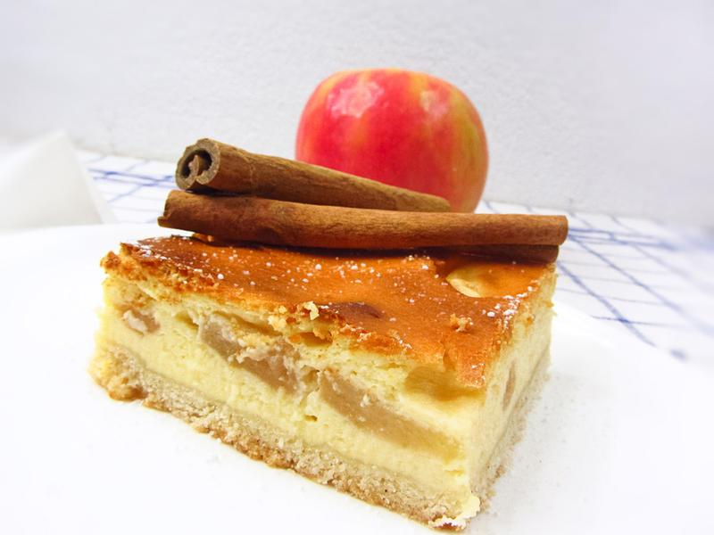 Apple Cheesecake by dabbisch