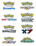 Pokmon logos
