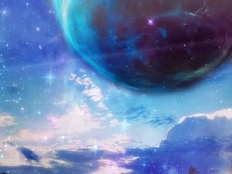 Surreal space by aikyoko