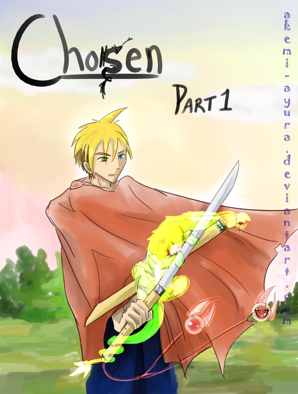 :..Chosen..: Ch. 1 Cover page by Akemi-Ayura