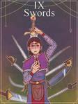 Jowan - IX of Swords