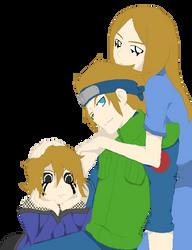 Toya Siblings by junkie998
