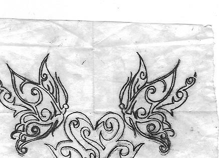 Tattoo - butterfly tattoo