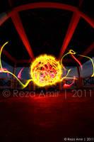 Black Hole Sun by syahrulreza