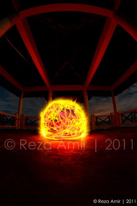 Dome of Fire by syahrulreza