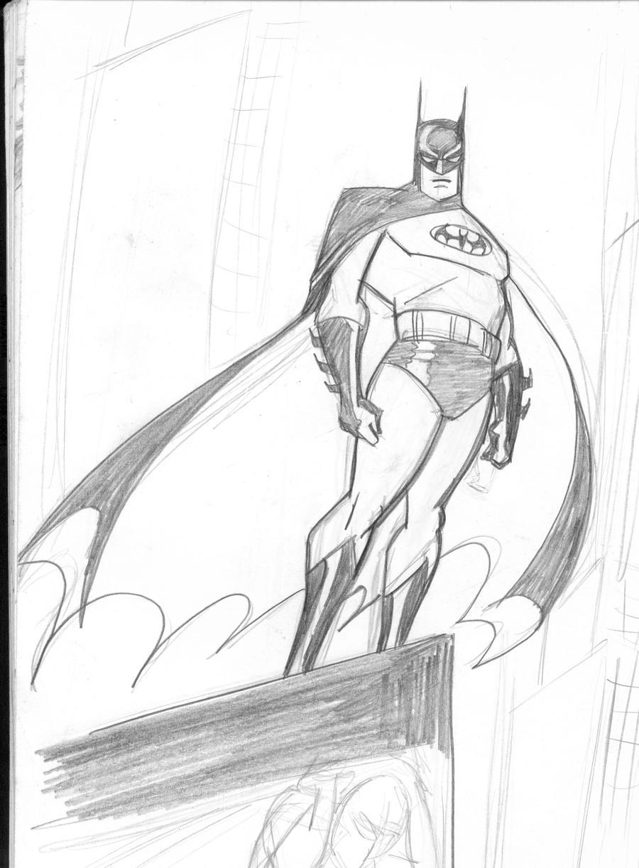 Simple Batman Sketches | Www.imgkid.com - The Image Kid Has It!
