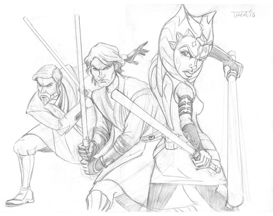 Clone Wars 2 By Theamat On DeviantArt