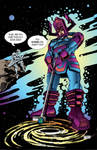 Galactus Plays Minigolf