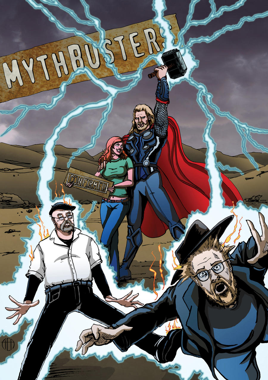 Thor: Myth Confirmed by Theamat