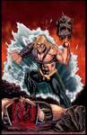 Aquaman: To The Bone