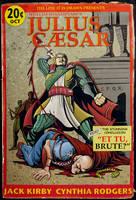 Jack Kirby's Julius Caesar