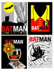 Batman/Mad Men - SKETCH