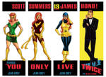 Jean Grey Only Lives Twice
