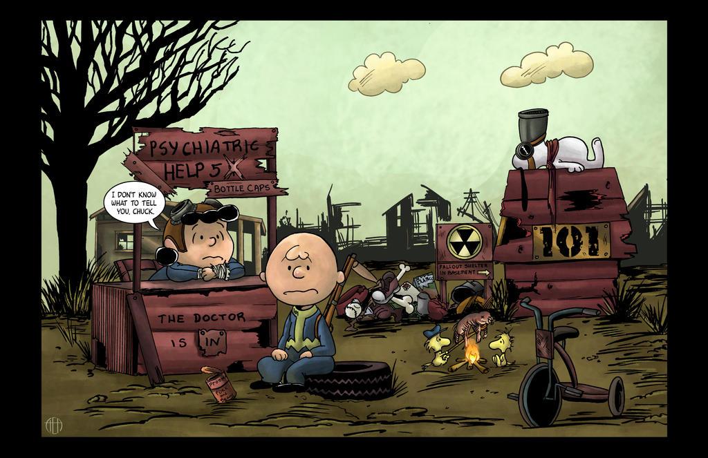 Fallout Brown